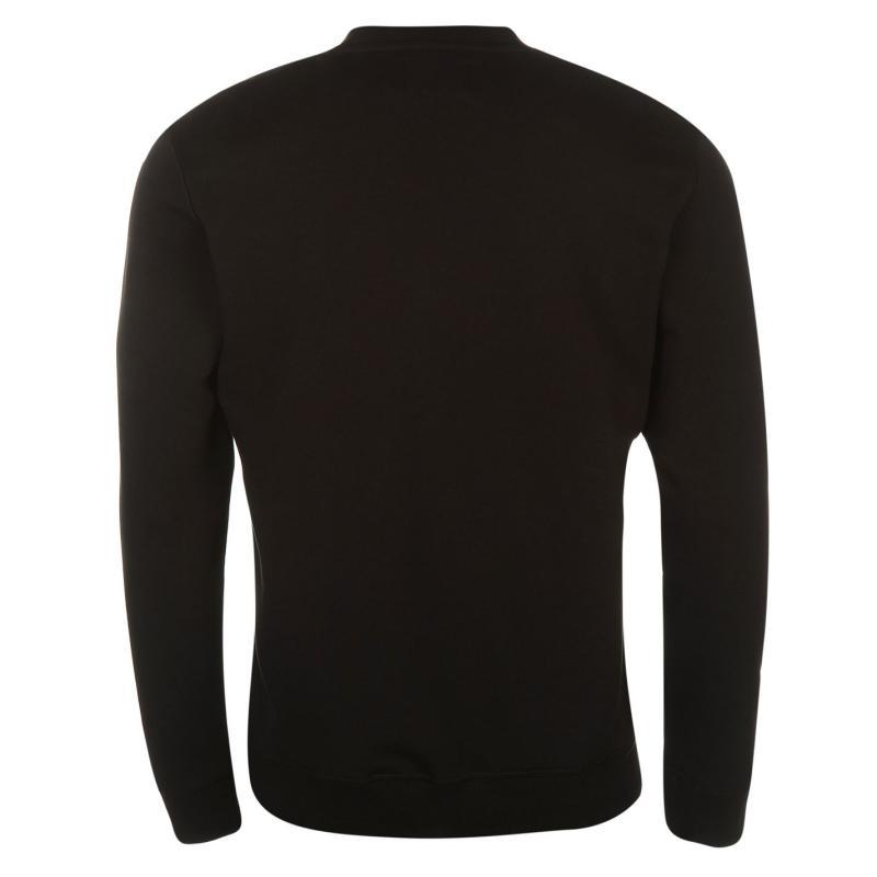 Mikina Only and Sons Drake Crew Sweatshirt Black