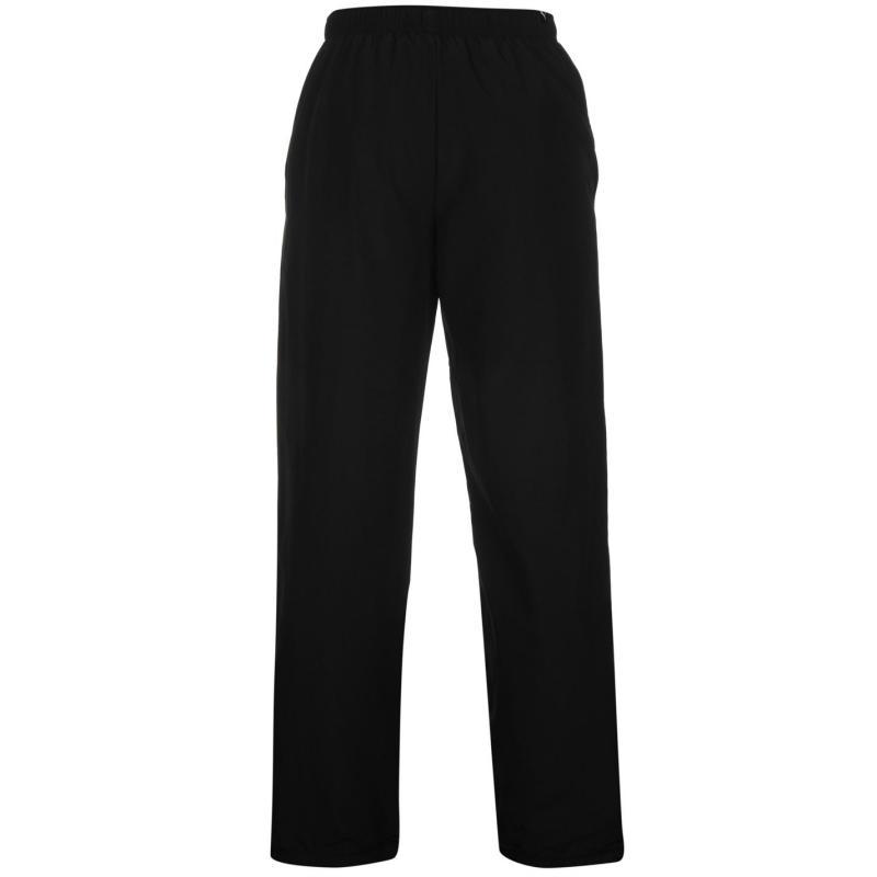 Tepláky Puma Essential Open Hem Woven Pants Mens Navy