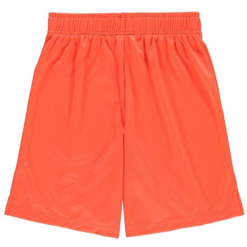 Kraťasy Sondico Core Football Shorts Junior Fluo Orange