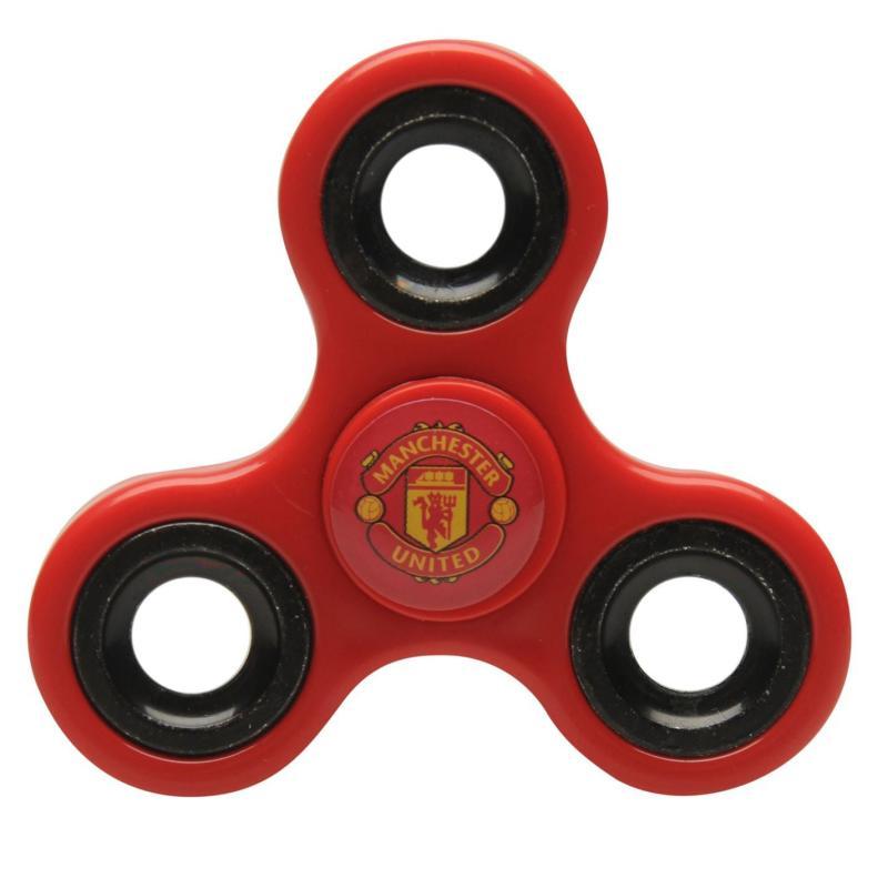 Team Fidget Spinner Man Utd