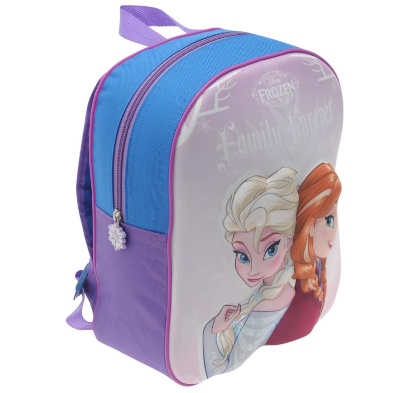 Character 3D Backpack Disney Frozen