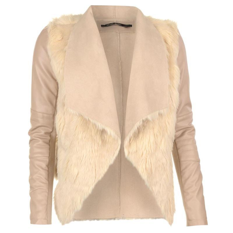Marc Aurel Jacket Ladies 53001 dark crea