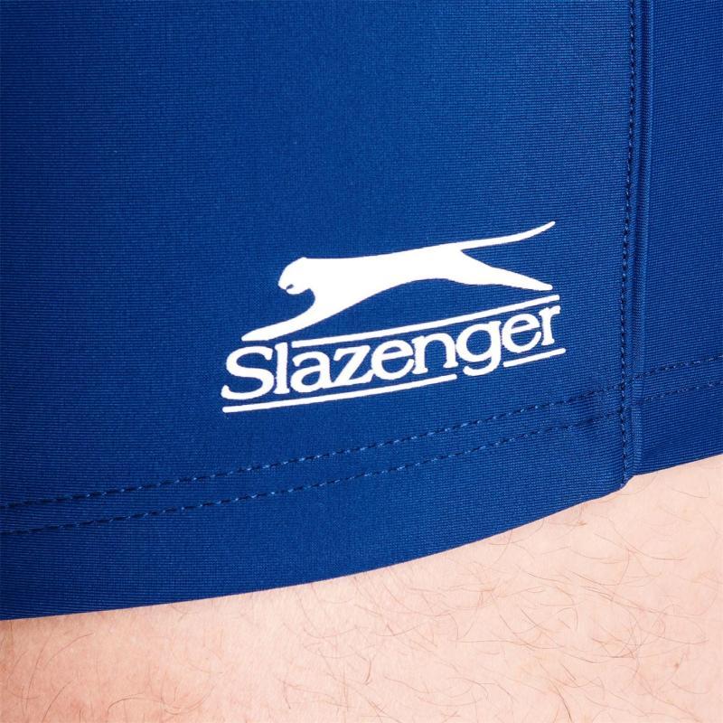 Slazenger Swimming Boxers Mens Navy