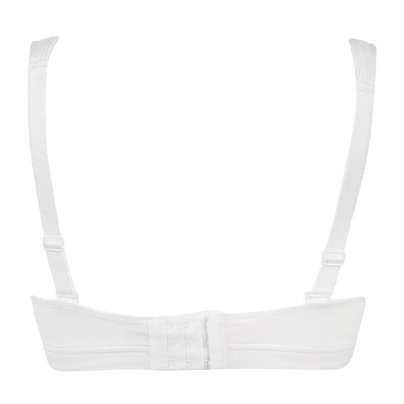 USA Pro Classic Sports Bra White