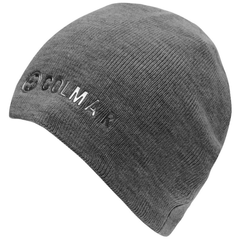 Colmar 4R3NE Ski Hat Mens Grey