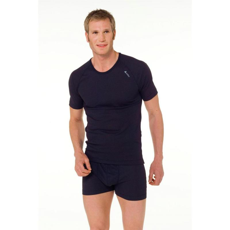 Odlo Cubic T Shirt Mens Black