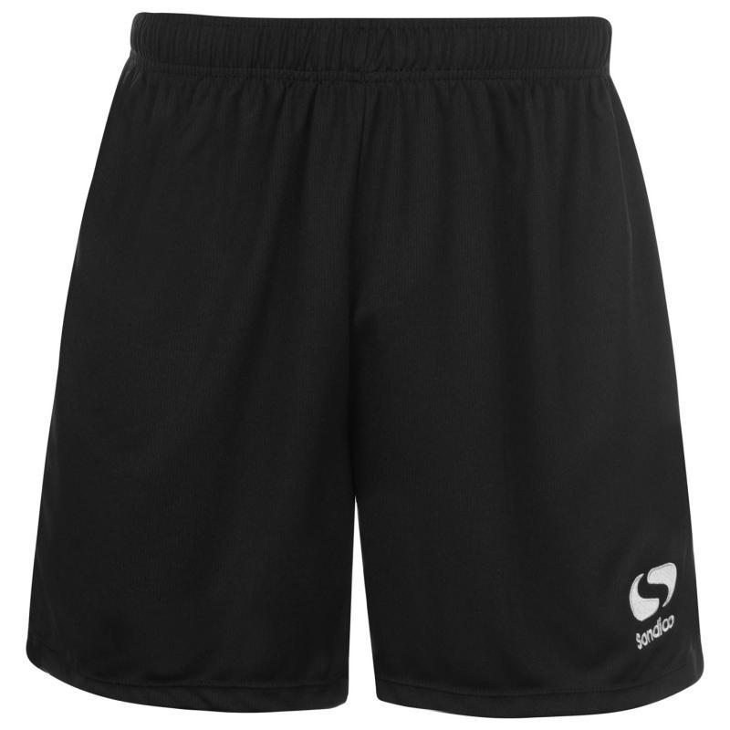 Sondico Core Football Shorts Mens Black