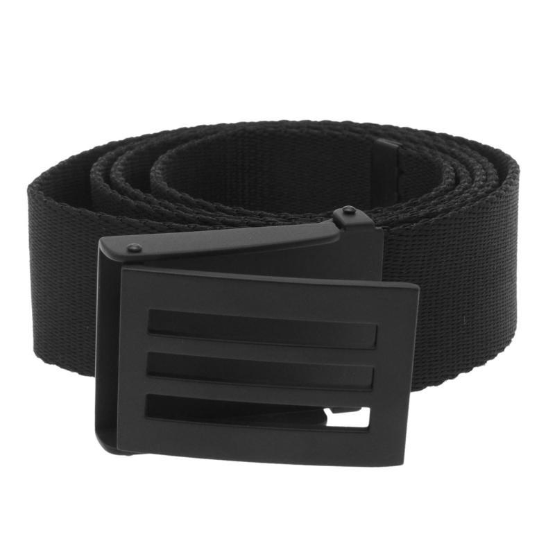 Adidas Golf Web Belt Mens Black