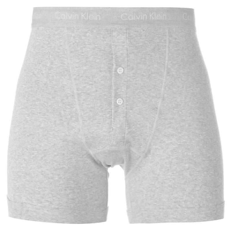 Spodní prádlo Calvin Klein Boxer Briefs (x1) Grey