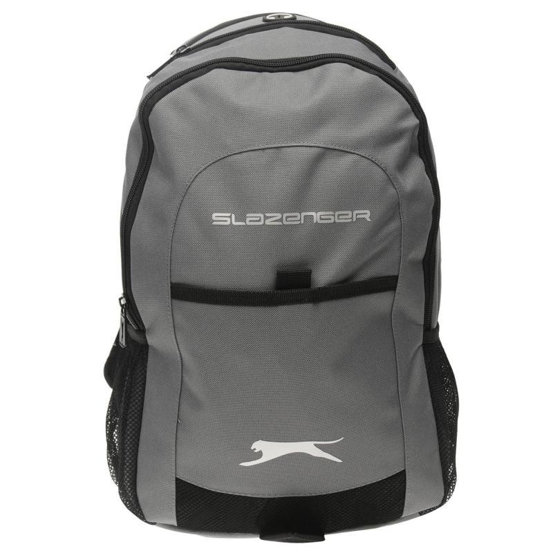 Slazenger Tech Backpack Charcoal