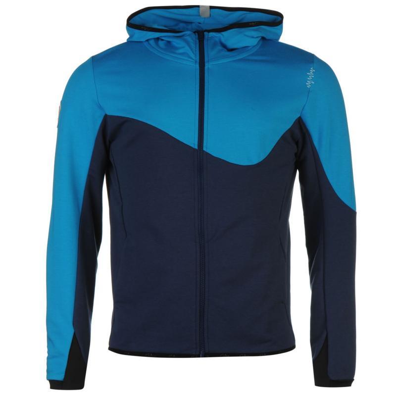Mikina Chillaz Mounty Jacket Mens Blue