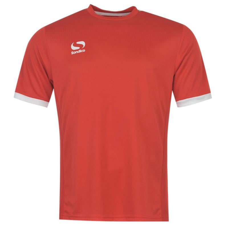 Tričko Sondico T Shirt Infants Red/White