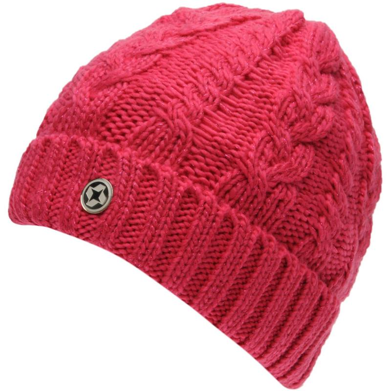 Colmar 65OW Ski Hat Ladies Fuchsia