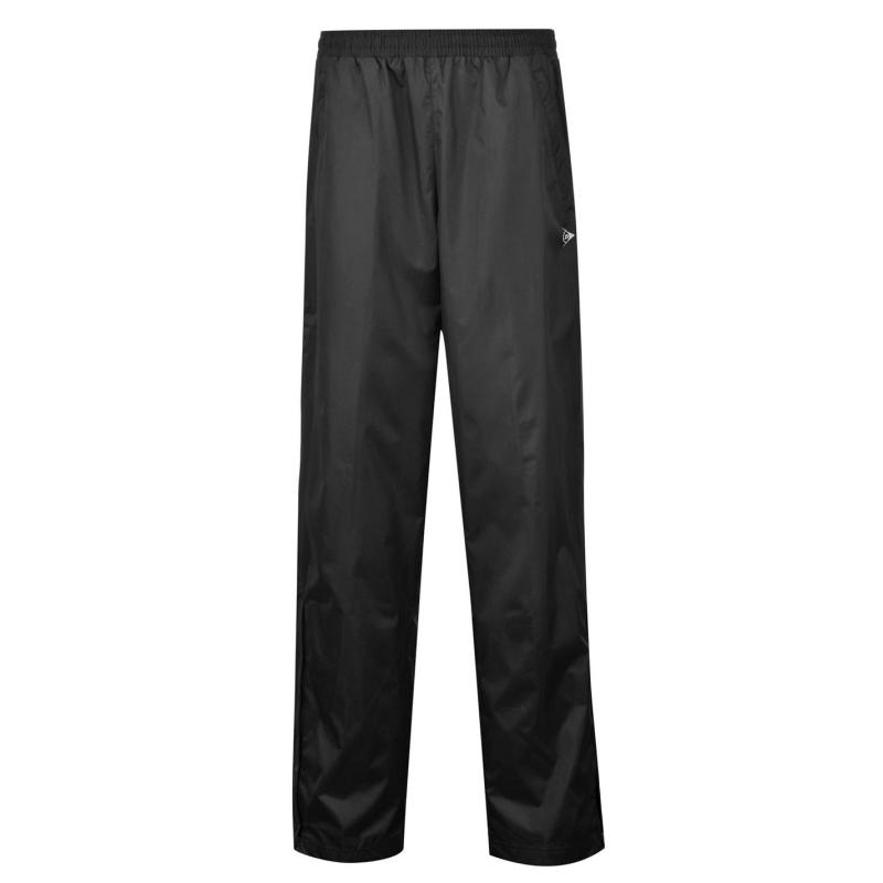 Dunlop Water Resistant Pants Mens Black