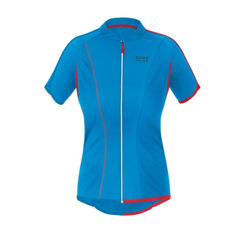 Gore Countdown Jersey Ladies Blue/Red