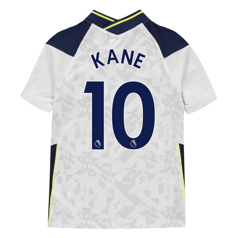 Nike Tottenham Hotspur Harry Kane Home Shirt 2020 2021 Junior White