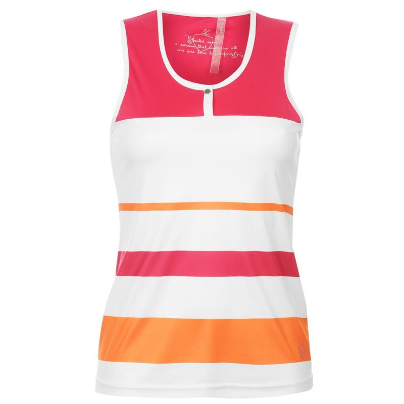 Limited Sports Tallia Tennis Top Ladies Pink