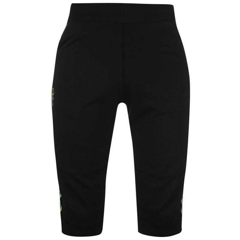 Chillaz El Chorro Three Quarter Pants Mens Black