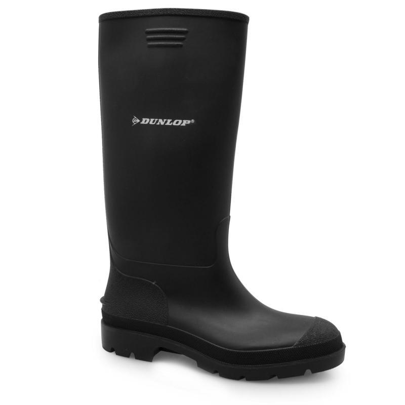 Dunlop Junior Wellingtons Black