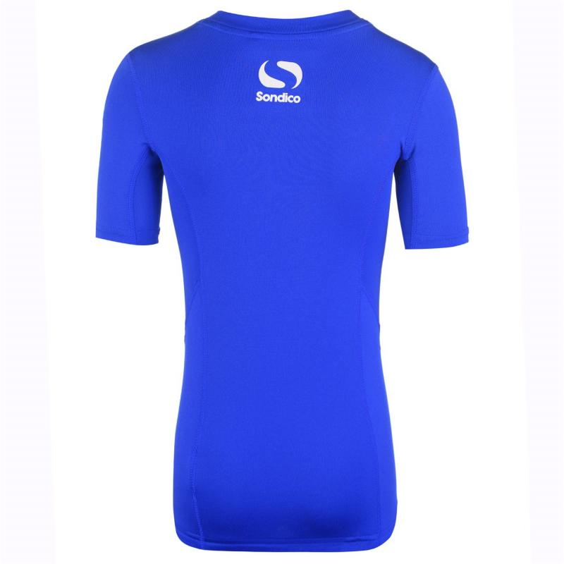 Sondico Core Baselayer Short Sleeves Juniors White