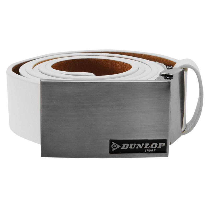 Dunlop Golf Belt Mens White