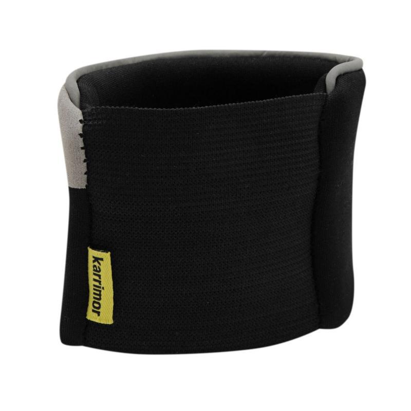 Plavky Karrimor Wrist Wallet Black