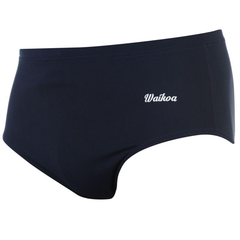 WaiKoa 15cm Swimming Trunks Mens Navy
