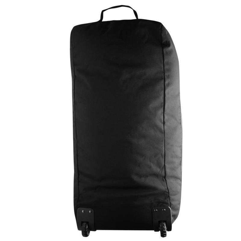 Life Venture Exedition Wheeled Bag Black/Charcoal