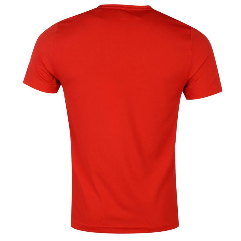 Tričko Odlo George Outdoor T Shirt Mens Red