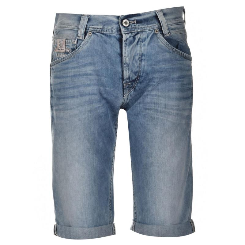 Pepe Jeans Spike Mens Shorts Blue