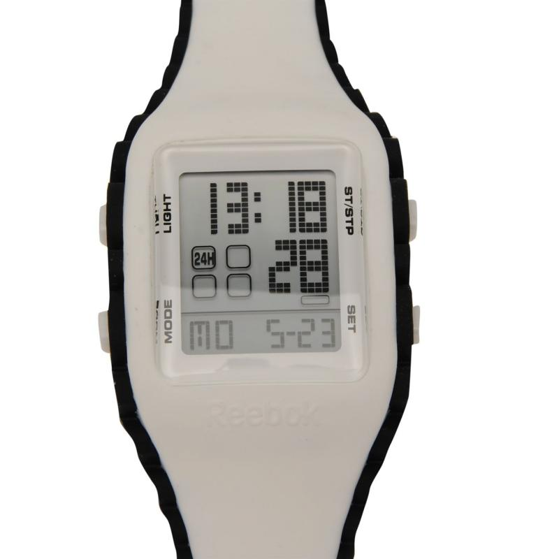 Reebok Workout Z1G Watch White/Purple