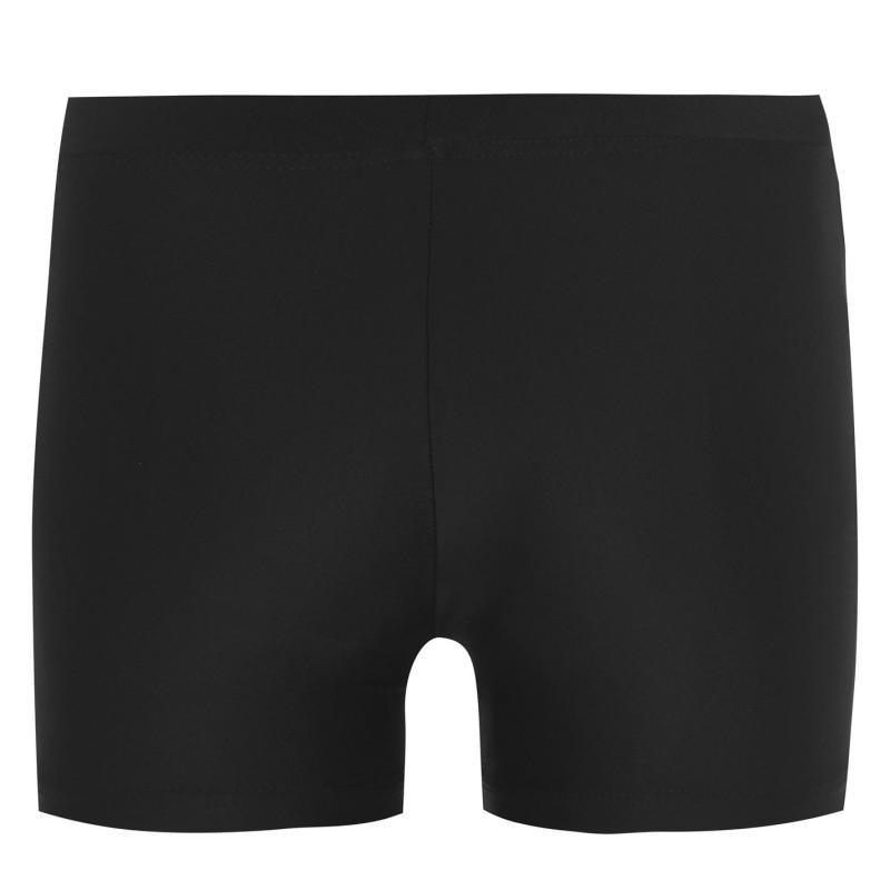 Plavky Slazenger Swimming Boxers Junior Black