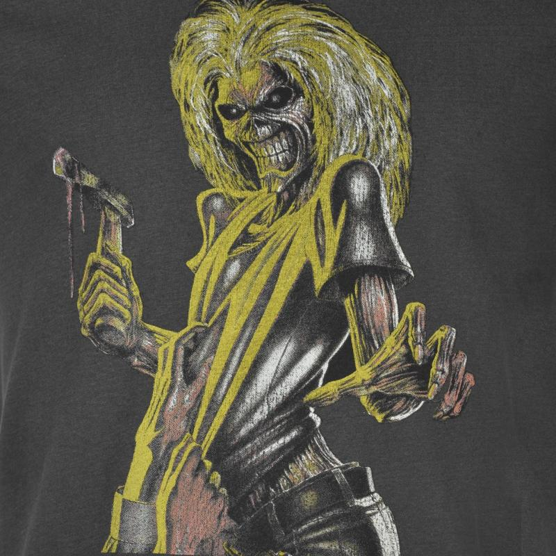 Tričko Amplified Clothing Iron Maiden T Shirt Mens Killers
