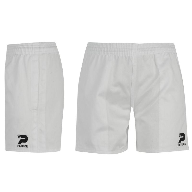 Patrick Rugby Shorts Mens White
