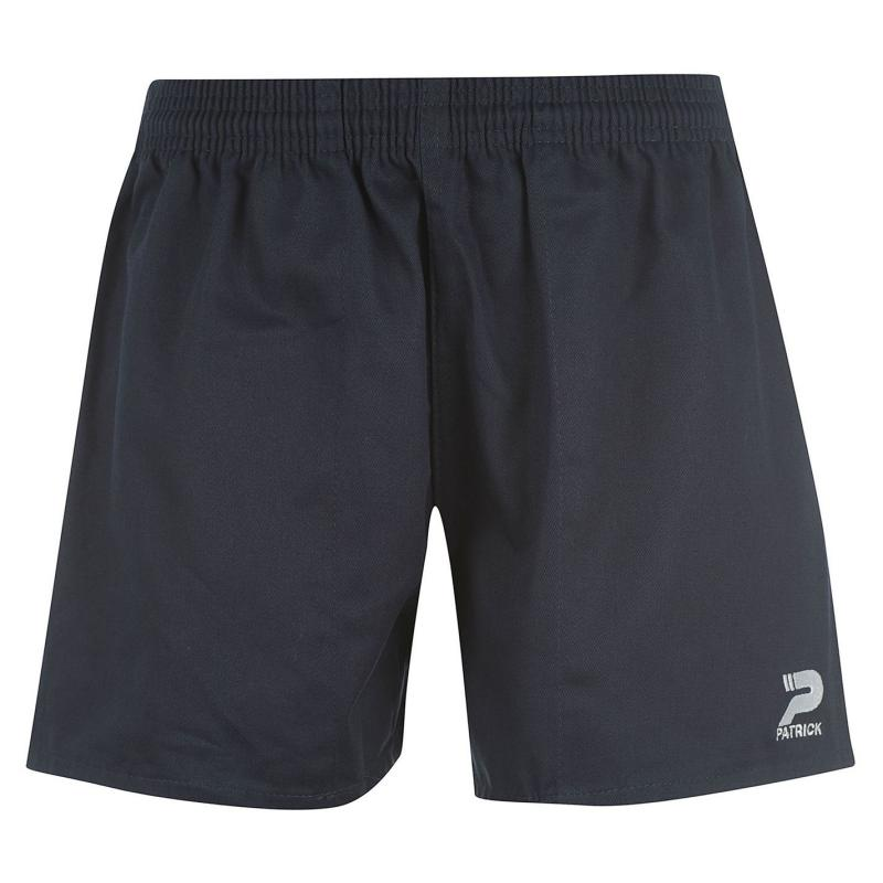 Patrick Rugby Shorts Mens Navy