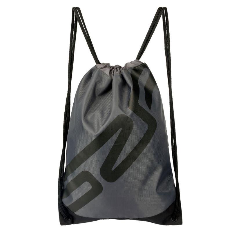Slazenger Gym Sack Charcoal