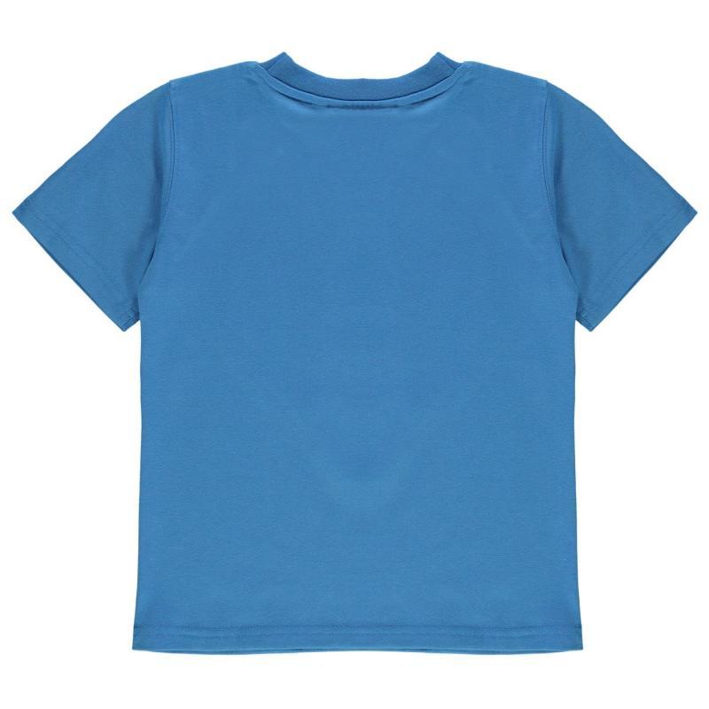 Tričko DC Comics Superman TShirt Junior Superman Blue