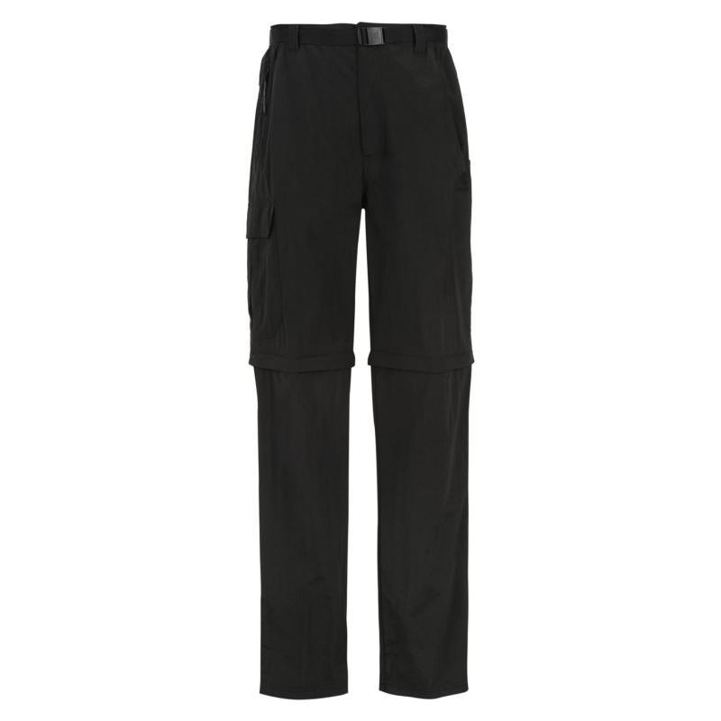 Kalhoty Karrimor Aspen Zip Off Trousers Junior Black