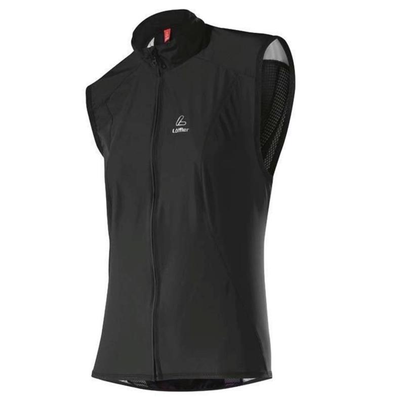 Löffler 07145 Cycle Jacket Ladies Black/White