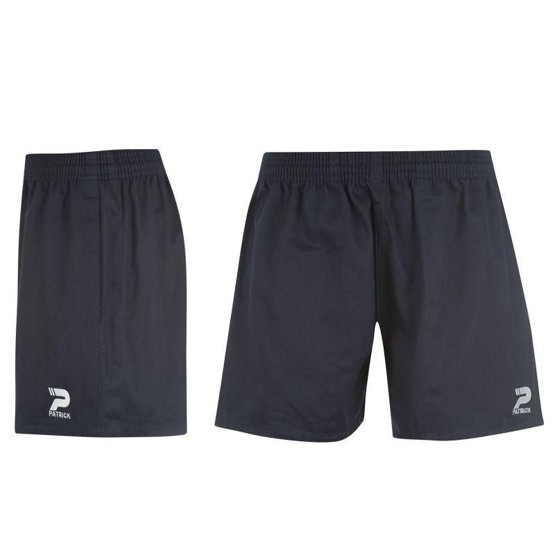 Kraťasy Patrick Rugby Shorts Junior Boys Navy