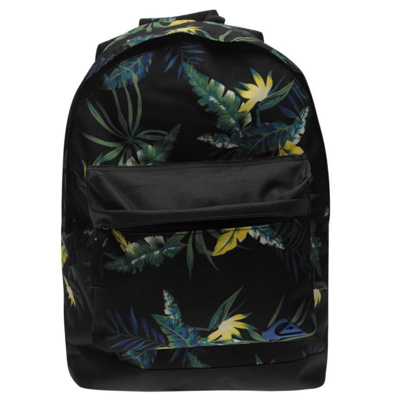 Quiksilver Deluxe Backpack Tarmac Print