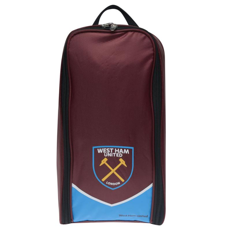 Team Football Shoebag West Ham