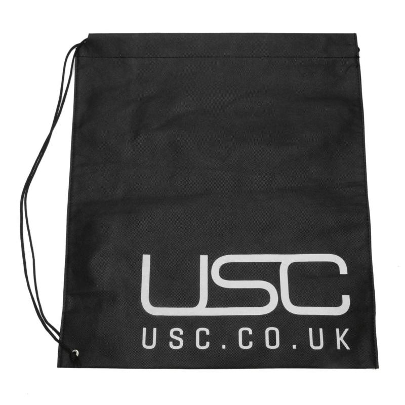 USC Duffle Bag 4 Life Black