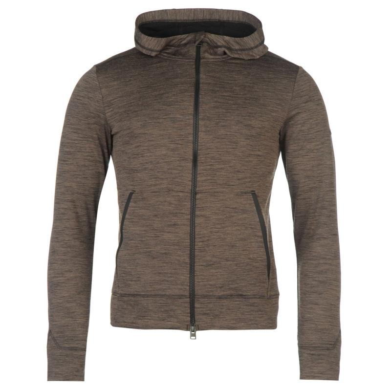 Mikina KJUS Brissago Hooded Jacket Mens Black