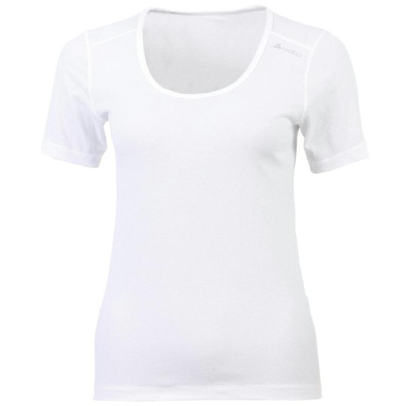 Odlo Shirt Short Sleeve Cubic Ladies White