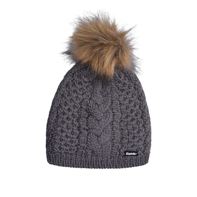 Eisbär Eisbar Afra Luxury Hat Grey