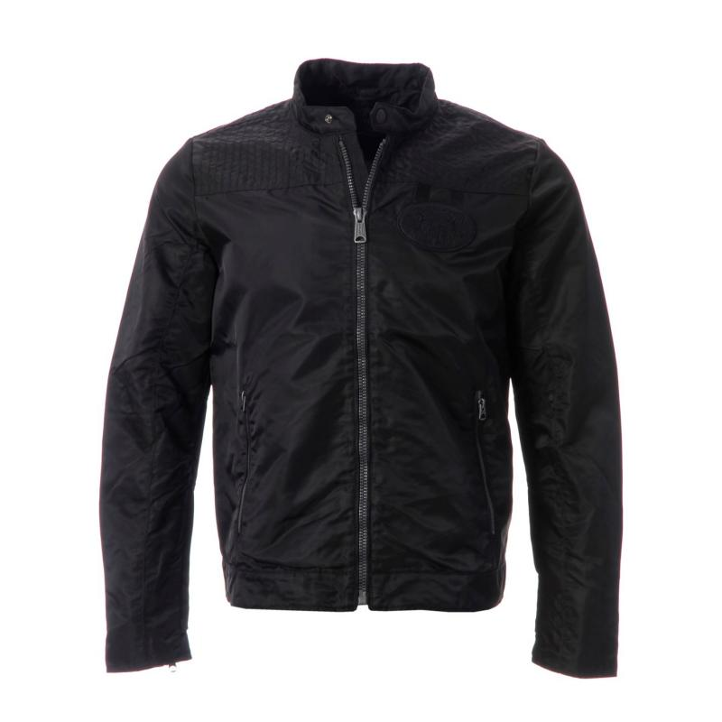 Replay Jacket Snr52 495 D.Grey