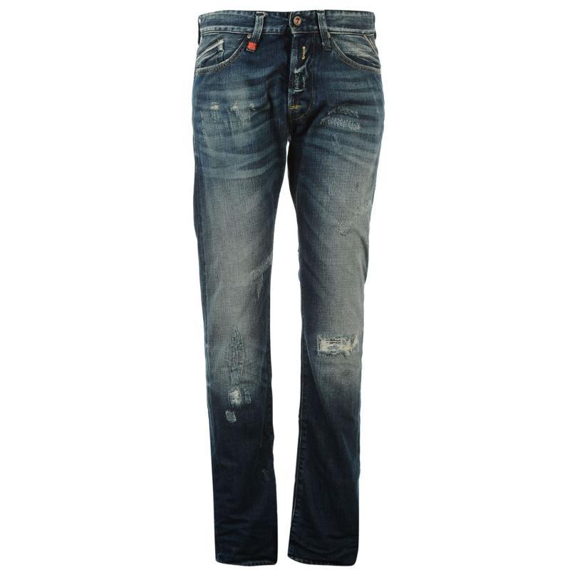 Replay Waitom Jeans Mens 009 Denim