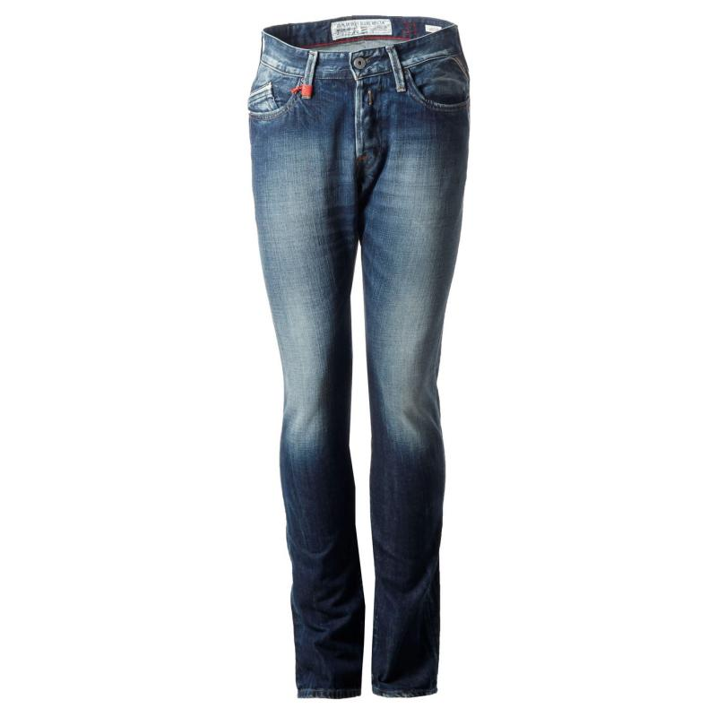 Replay Waitom Jeans Mens 009 Bluegrey