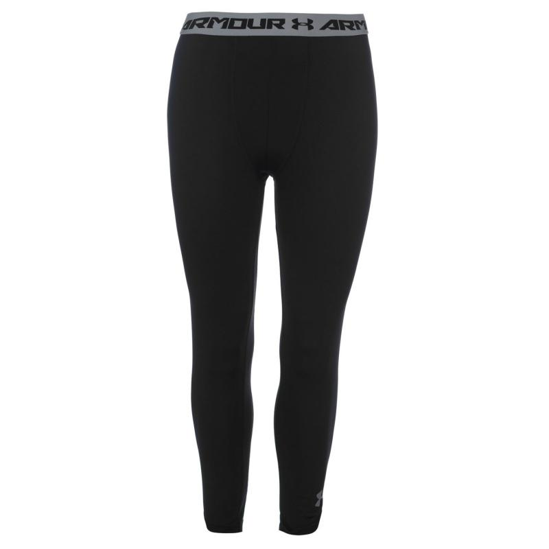 Under Armour Core Training Tights Junior Boys Black